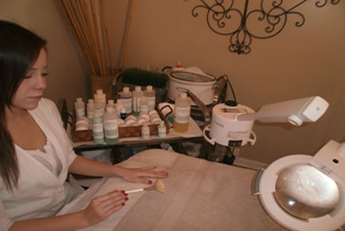 Fabulous Facials at Blissful Spa, Nyack